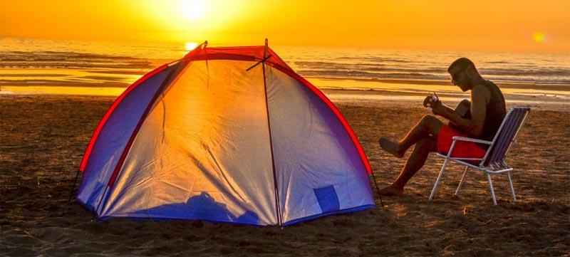 Abierto el plazo para acampar en Pájara... ¡disfruta de unas vacaciones naturales!