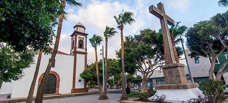 Un pueblo con encanto: Antigua en Fuerteventura