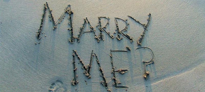 Proponle matrimonio en Fuerteventura