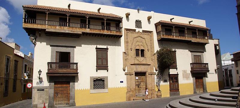 El paso de Cristóbal Colón por Gran Canaria