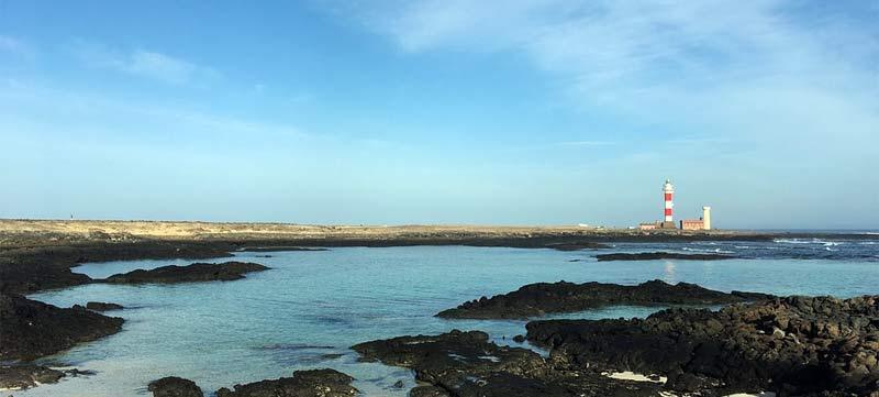 El Cotillo, un paraíso en la isla de Fuerteventura