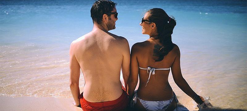 Romantic escape in Fuerteventura