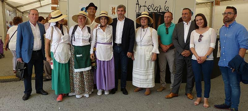El trigésimo aniversario de la Feria de Artesanía de Lanzarote
