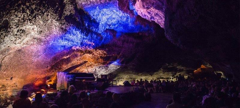 Ve los sonidos en el Festival de Música Visual de Lanzarote