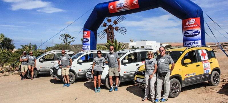 Payless colabora en la Fuerteventura to Run, la carrera que promueve el turismo deportivo