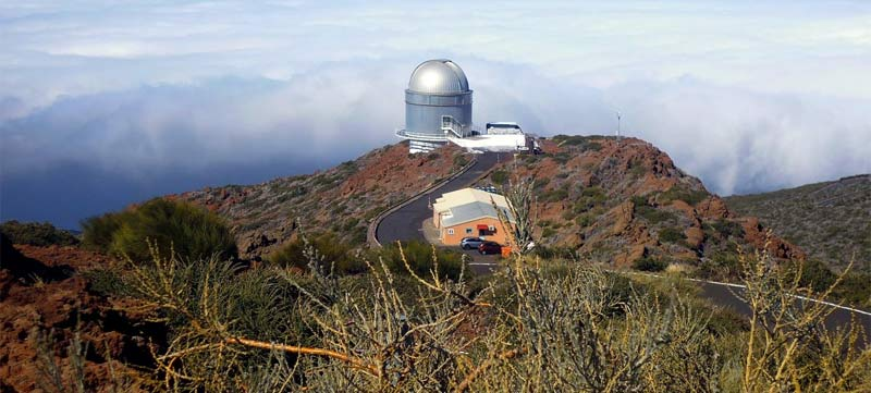 La Palma, destino Starlight