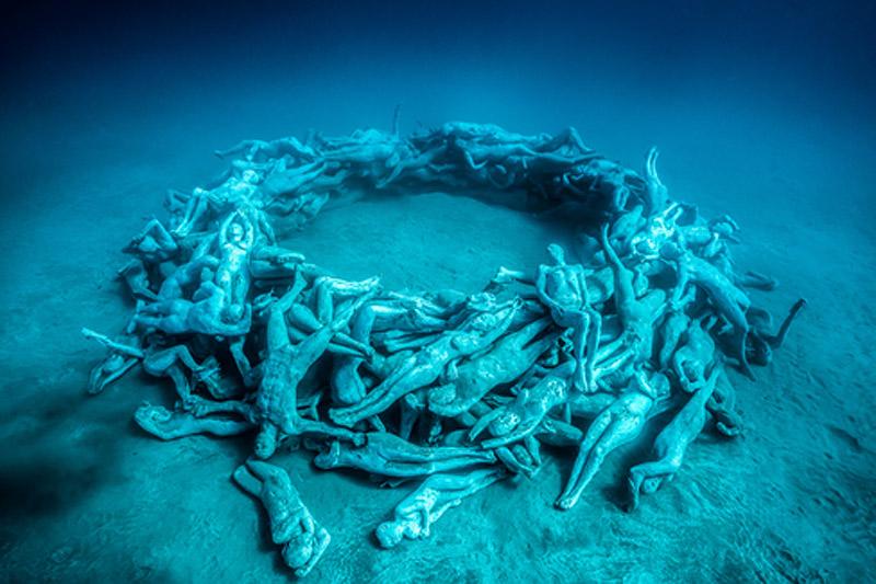 Museo Atlántico de Lanzarote, el primer museo submarino de Europa