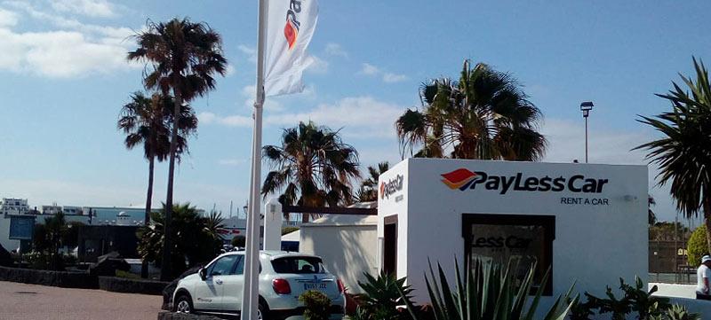 Nueva oficina de alquiler de coches en Playa Blanca
