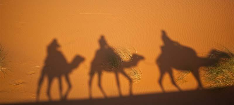Entrevistamos a Sus Majestades los Reyes Magos durante su paso por Lanzarote