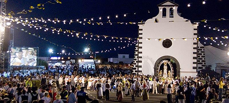 Así fueron las fiestas de Los Dolores 2018 en Lanzarote