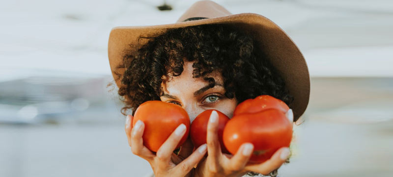 Rutas de comida para vegetarianos en Fuerteventura