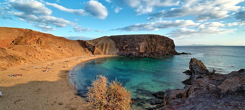 Senderismo en Lanzarote: el Parque Natural de Los Ajaches