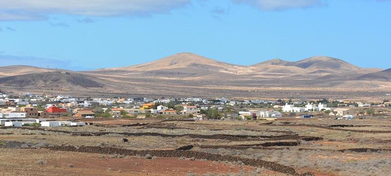 Calderón Hondo: hiking in Fuerteventura