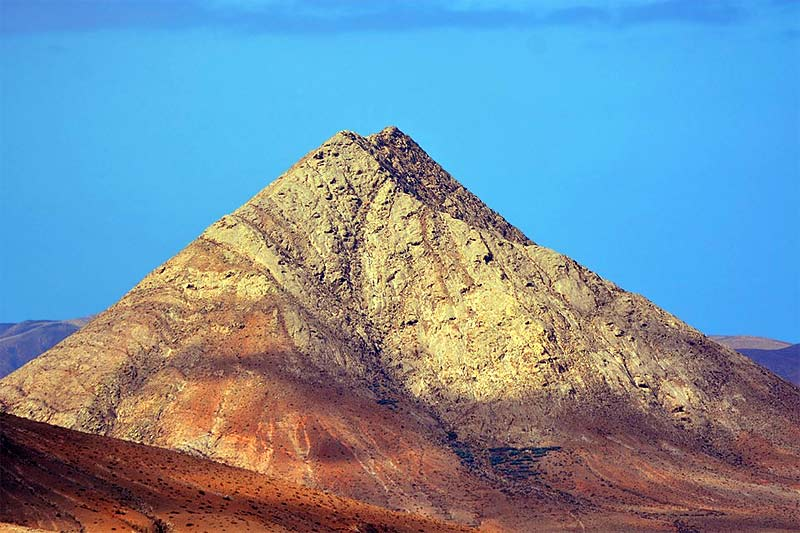 The History of Fuerteventura's Sacred Mountain of Tindaya