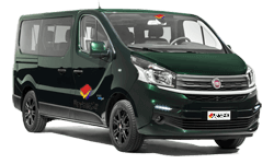 book Fiat Talento, Opel Vivaro or similar