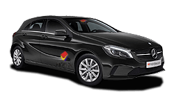 book Mercedes Class A, Volvo V40 or similar