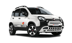 book Fiat Panda City Cross or similar