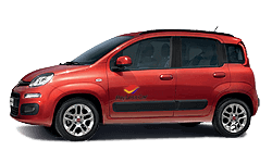 book Fiat Panda, Ford Ka or similar