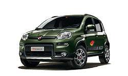 book Fiat Panda 4x4 or similar