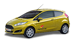 book Ford Fiesta, Opel Corsa or similar